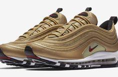 La Nike Air Max 97 Metallic Gold Italy sort aujourd'hui | WAVE®