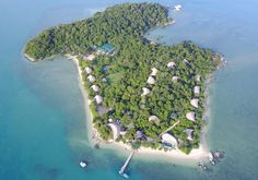 Cempedak - a 17 hectare private island 9km off the east coast of Bintan, Indonesia. Located 91 km from Singapore, the travel time from Tanah Merah ferry terminal is approximately two and a half hours.