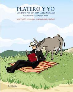'Platero y yo' contado por Concha López Narváez con ilustraciones de Ximena Maier