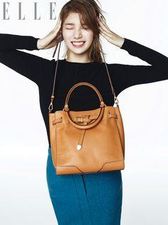 Suzy // Elle Korea // September 2013