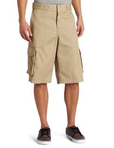 Dickies Men's 13 Inch Loose Fit Twill Cargo Short « Impulse Clothes