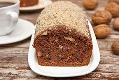 chec-cu-nutella-si-nuca Nutella, Loaf Cake, Banana Bread, Deserts, Diva, Food, Sweets, Essen, Postres