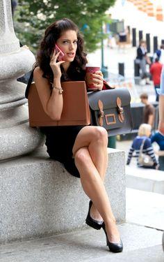 Janet Montgomery - legs