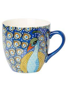 PANCHI XL krus multi | Mugs/cups | null | Glass & porselen | Home | INDISKA Shop Online
