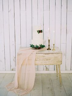 Romantic spring cake table | Wedding & Party Ideas | 100 Layer Cake