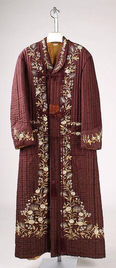 Dressing Gown, circa 1900