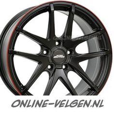 Inter Action Red Hot velg   Online-Velgen.nl