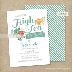 18 Best Tea Party Images Tea Time Afternoon Tea Baby Boy Shower