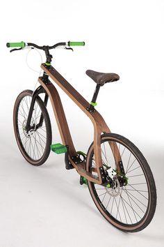 Bonobo Plywood Bicyc