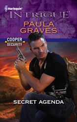 I have enjoyed every Paula Graves book I have read - and I have all but 3 of her books and I have 2 out of 3 of the e-books. This is the latest from Harlequin Intrigue