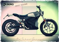 A perfect execution of cafe racer styling on a Zero - This needs to be a production model for 2017. TAKE MY MONEY, TAKE IT NOW! This is not my image just sharing because again,  Take my money....    Original credit: OLD SCHOOL GARAGE in Italy posted this recently on Facebook.