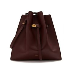 29d121b96b Shop the Tyndale in Burgundy Small Classic Grain Leather at Mulberry.com.  The Tyndale