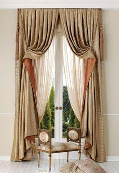 clasic curtaines