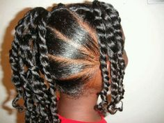 Gorgeous Kid's Style From Beads Braids & Beyond - Black Hair Information Community