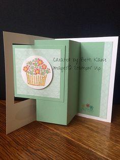 IMG_0141 | #fun fold # sprinkles of life flower basket inter… | Flickr - Photo Sharing!