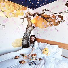 ホテルの客室が美術館!?パークホテル東京が芸術的♡ - Locari(ロカリ)