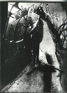 Robert Wiene, Das Kabinett des Dr. Caligari, 1920