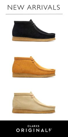 The wallabee is one of the worlds first comfortable shoes. Clarks Shoes Mens, Mens Shoes Boots, Shoe Boots, Shoes For Men, Casual Sneakers, Casual Shoes, Gentleman Mode, Gentleman Fashion, Desert Shoes