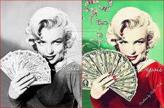 recolor-M.M-in-moneys rain-by-Carla Fuchs by CarlaBabi.deviantart.com on @deviantART