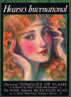 benda - hearst,1924...love this ad