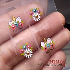 Nail Stickers, Nail Arts, Manicure And Pedicure, Nails, Manicures, Nail Designs, Tattoos, Rose, Suzy