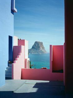 la muralla roja - www.fredguillaud.com
