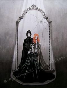 Mirror, Mirror by Kyasarin131 on DeviantArt