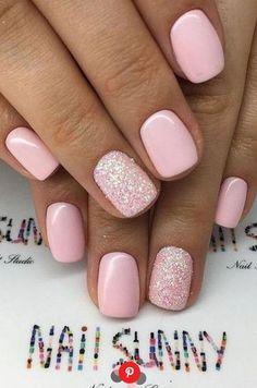 30 Newest Short Nails Art Designs To Try In 2020 nails nailideas beauty acrylicnail naildesign winternail summernail fallnail mattenail 616782111453727242 Colorful Nail Designs, Acrylic Nail Designs, Nail Art Designs, Nails Design, Nail Design For Short Nails, Short Nail Manicure, Shellac Nail Designs, Manicures, Salon Design