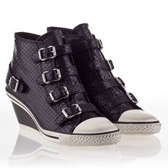ac1d516cea10 Ash Fall 2016 Collection. Womens Wedge SneakersBlack ...
