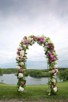Grand Geneva Resort Wedding Ceremony- Matt Mason Photography
