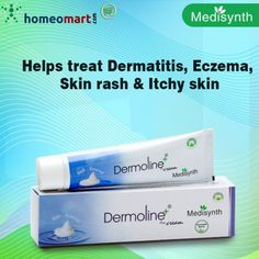 Dermoline - Homeopathy cream for atopic eczema, pruritus, skin rashes, dry and cracked skin Homeopathy Medicine, Cracked Skin, Skin Rash, Diaper Rash, Online Pharmacy, Skin Care Treatments, Tan Skin, Skin Brightening