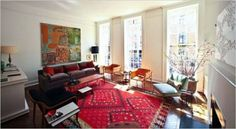 41 best Modern Design with a Persian Rug images on Pinterest | Home ...