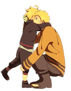 Naruto and Bolt