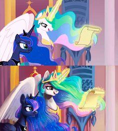 Redraw by DearMary My Little Pony List, My Little Pony Princess, My Little Pony Comic, My Little Pony Drawing, My Little Pony Pictures, Mlp My Little Pony, My Little Pony Friendship, Flame Princess, Princesa Celestia