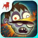 Zombie Swipeout Free iTunes Game App Icon Logo By Zynga - FreeAppsKing.com