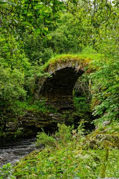 Packhorse Bridge, Glenlivet, Moray, Scotland