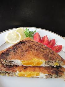 French Toast, Sandwiches, Dinner, Breakfast, Ramadan, Food, Cooking Recipes, Dining, Essen