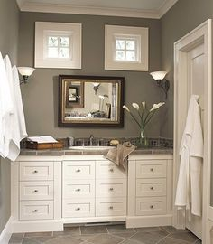 craftsman bathroom - Google Search
