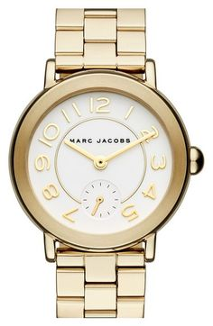 MARC JACOBS  Riley  Bracelet Watch 39787d6fa99