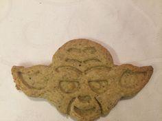 Yoda biscotto senza glutine