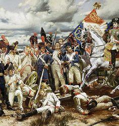 Triumph of Napoleon at Austerlitz