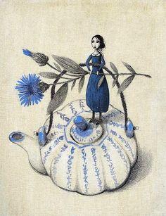 Marcia Batoni - Artes Visuais: *Barbara Bargiggia