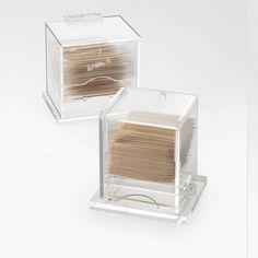 x x Classic Toothpick Dispenser Straw Dispenser, Black Restaurant, Restaurant Supply Store, Acrylic Display, Restaurant Interior Design, Napkins, Organization, Brown Converse, Classic