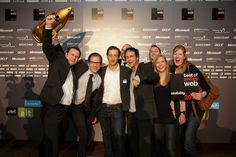 Gold in Usability am Best of Swiss Web