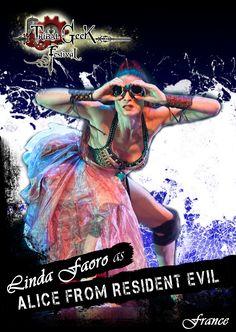 Resident Evil, Alice, Geek Stuff, Movies, Movie Posters, Art, Geek Things, Art Background, Films