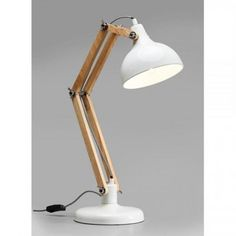 Stolní lampa Work Station White