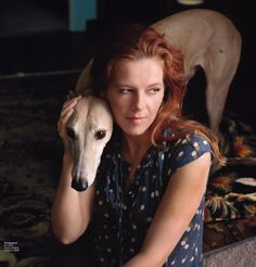 Neko Case loves Greyhounds, too!