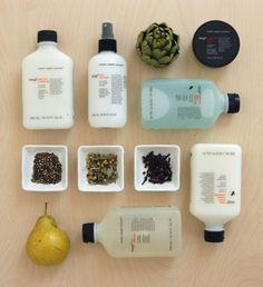 Modern Organic Products by V. Ann Suvarnapunya, via Behance