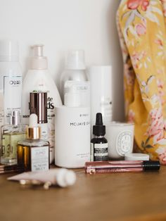 Committing To Beauty Routines. http://www.katelavie.com/2017/06/committing-beauty-routines.html