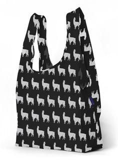 PrettyCoolBags alpaca einkaufsbeutel baggu